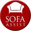 sofa assist furniture hoist hire logo